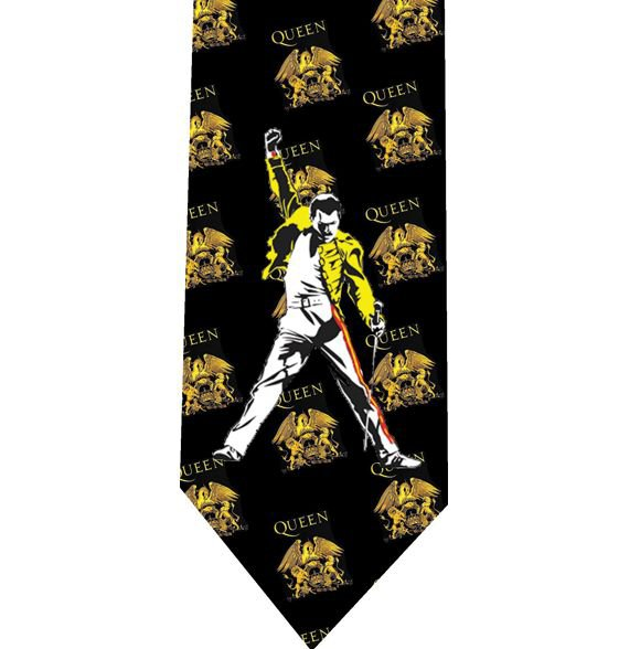 Queen Freddie Mercury Tie - Model 4