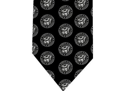 Ramones Tie - Model 1