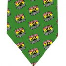 Bob Marley Rasta Reggae Tie - Model 1