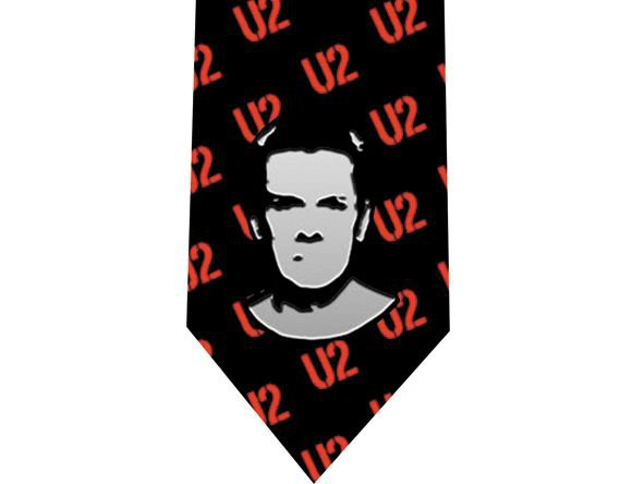 U2 Tie - Model 4 - Larry
