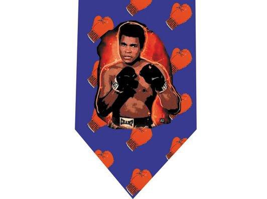 Muhammad Ali Tie - Boxing model 3