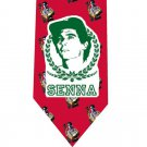Ayrton Senna Tie - Model 3