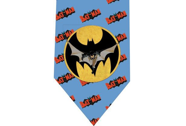 Batman Tie - Model 2