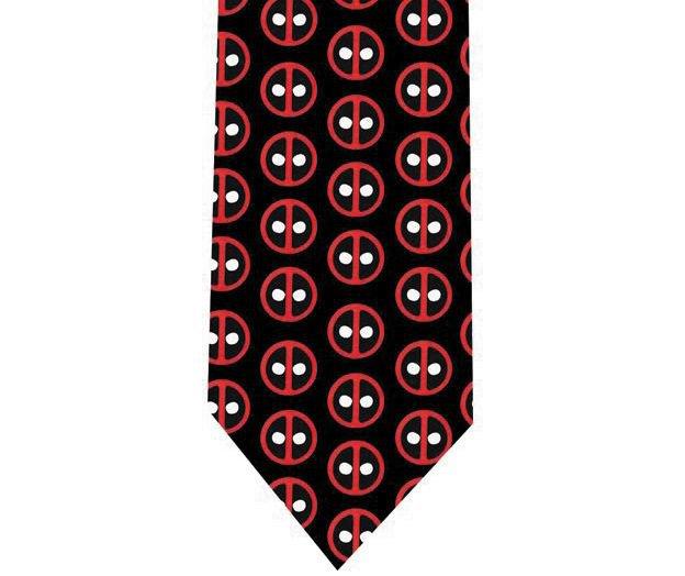 Deadpool Tie - Model 2