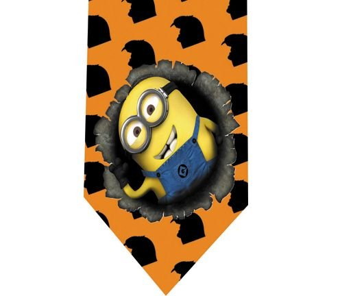 Minions Tie - Model 2 - Despicable me