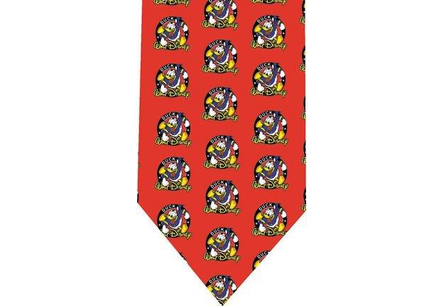 Donald Duck Tie - Model 4