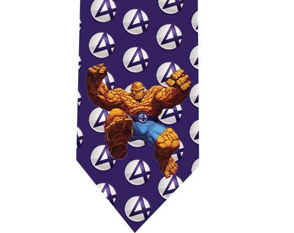 Fantastic 4 Tie - Model 2