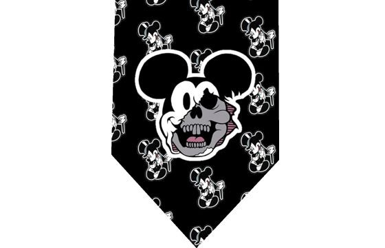 Mickey Mouse Tie - Model 3