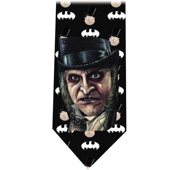 The Penguin Tie - Model 2 - Batman