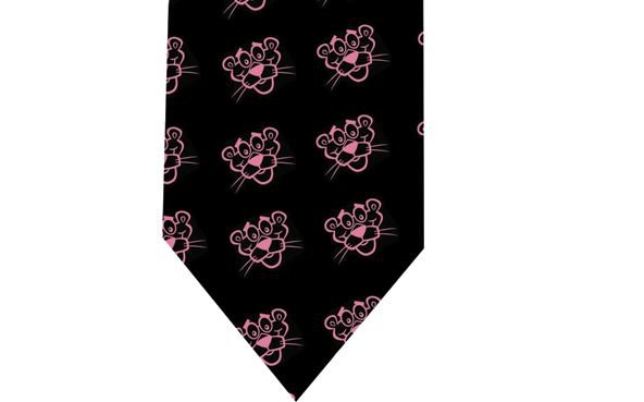Pink Panther Tie - Model 2