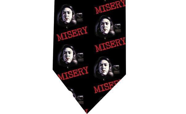 Stephen King Tie - Model 2 - Misery