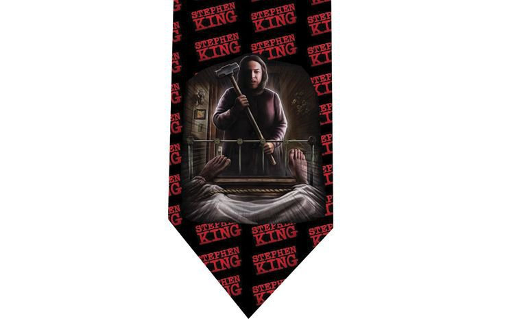 Stephen King Tie - Model 5 - Misery