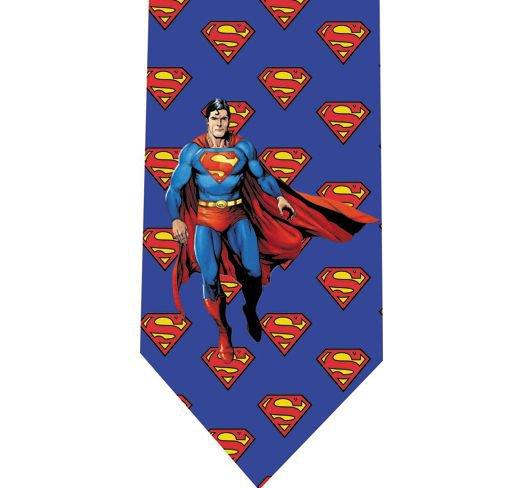 Superman Tie - Model 2
