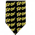 Top Cat Tie - Retro Cartoon