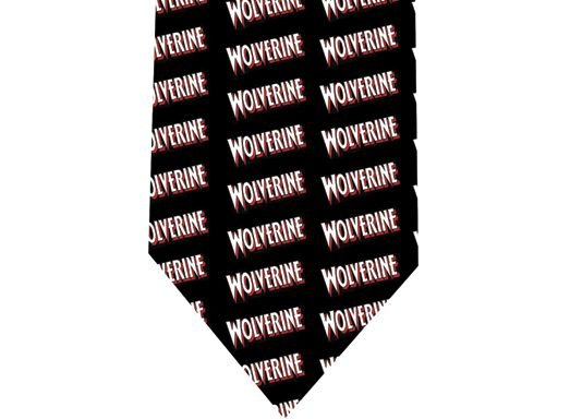 Wolverine Tie - Model 1