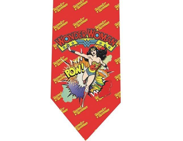 Wonder Woman Tie - Model 7