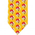 Woody Woodpecker Tie - Retro Cartoon - Model 1