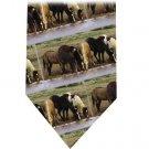 Horses Tie - Model 1