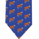 Hereford Cow Tie -  model 1