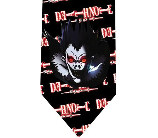 Death Note Tie -  model 3