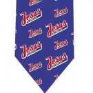 Jesus all about life Tie - Christians