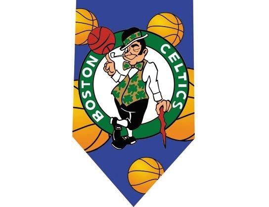 Boston Celtics Tie - Basketall USA