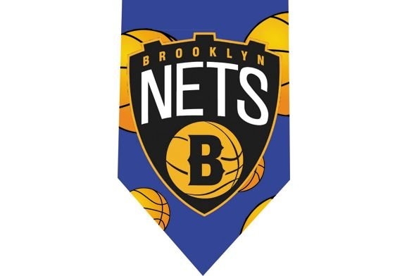 Brooklyn Nets Tie - Basketall USA