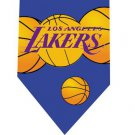 Los Angeles Lakers Tie - Basketall USA