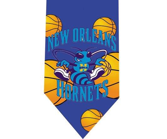New Orleans Hornets Tie - Basketall USA