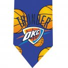 Oklahoma City Thunder Tie - Basketall USA