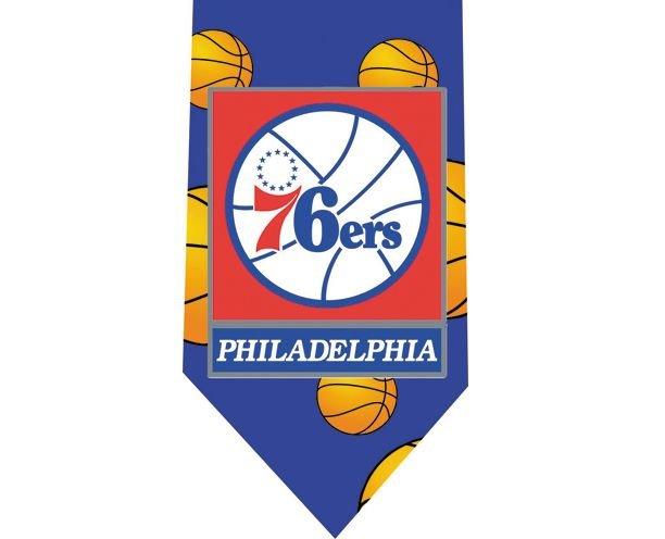 Philadelphia Tie - Basketall USA