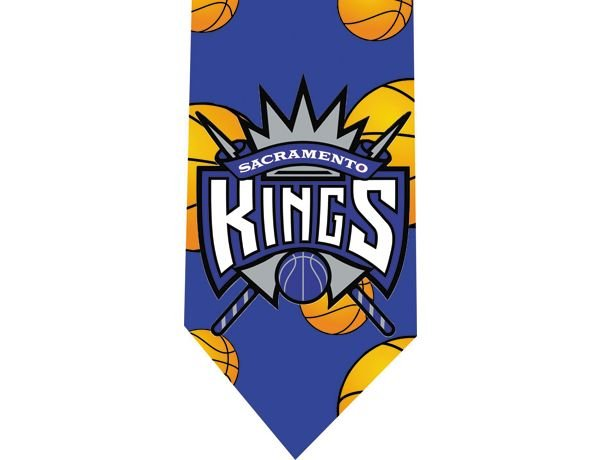Sacramento Kings Tie - Basketall USA
