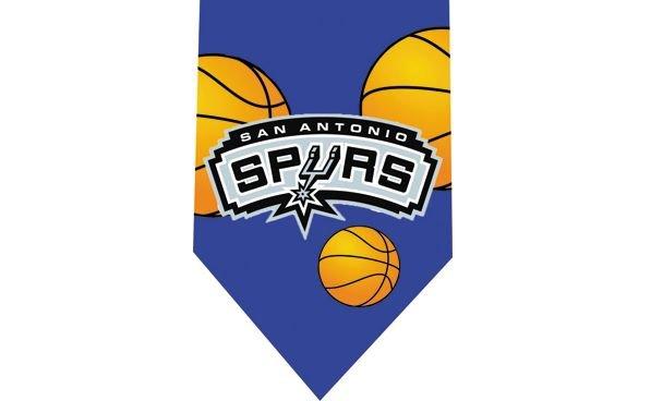 San Antonio Spurs Tie - Basketall USA
