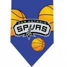 San Antonio Spurs Tie - Basketall USA