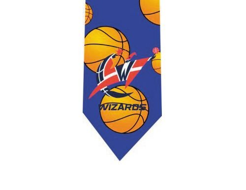 Washington Wizards Tie - Basketall USA