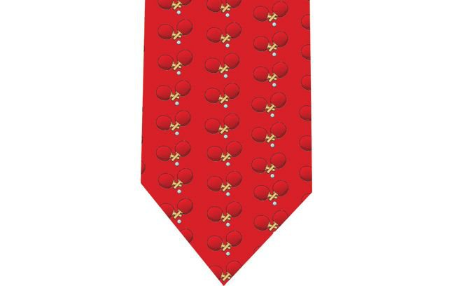 Ping Pong Tie
