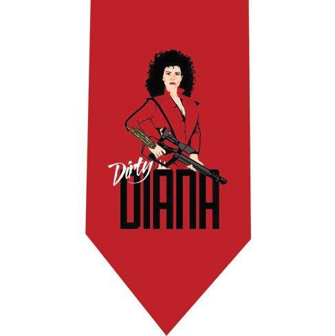 Dirty Diana Tie - Invasion V