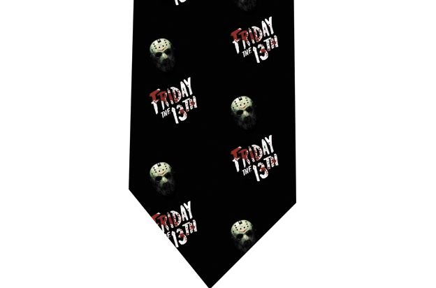 Friday the 13th Tie - Horror