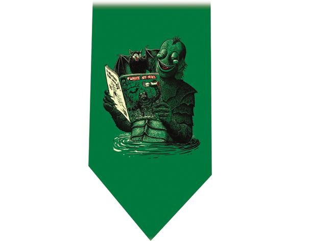 Lagoon Creature Tie