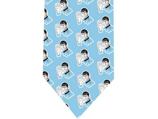 Star Trek Mr Spock Tie - Model 2
