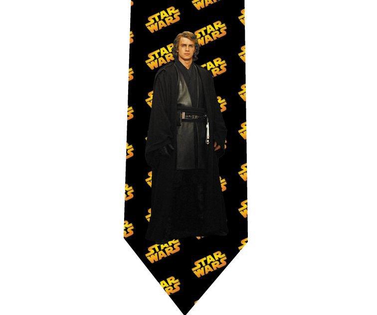Star Wars Anakin Skywalker Tie