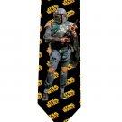 Star Wars Bobba Fett Tie