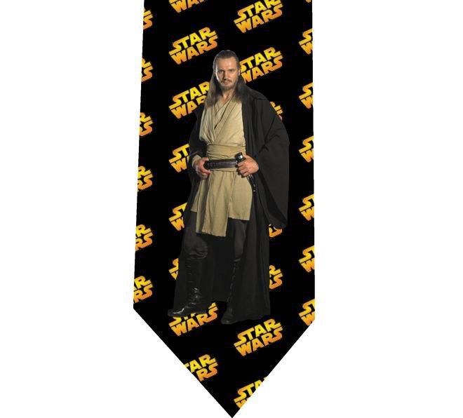 Star Wars Tie - Qui-Gon Jinn