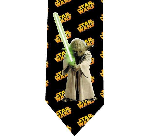 Star Wars Tie - Yoda - Model 2