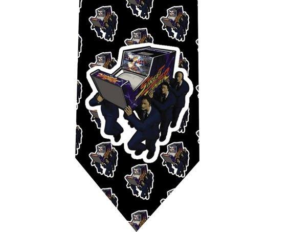 Arcade Death Tie - Retro Funny