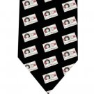 Cassette Tape Tie - Audio Retro