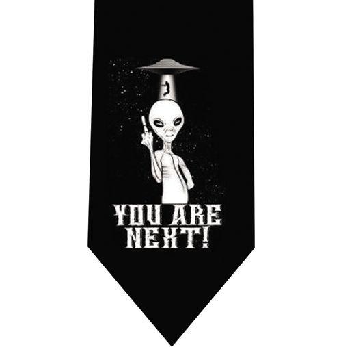You are Next Tie - UFO Alien