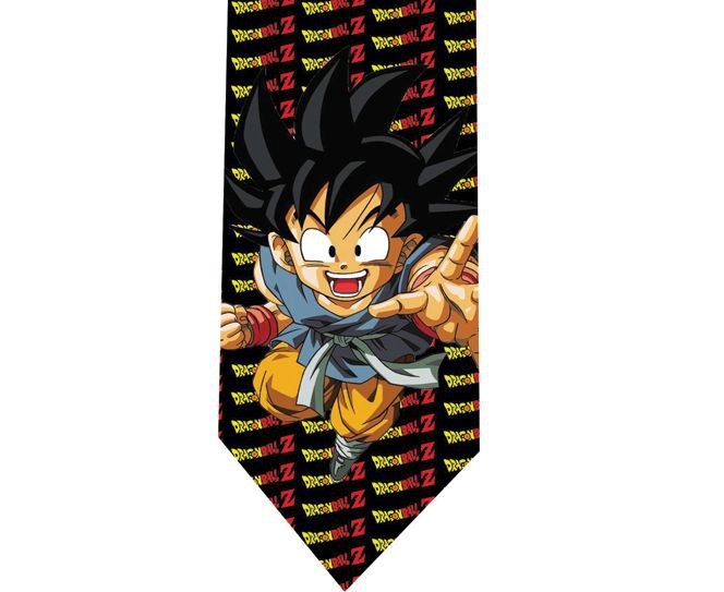 Dragonball Z Tie - Model 5 - Goku