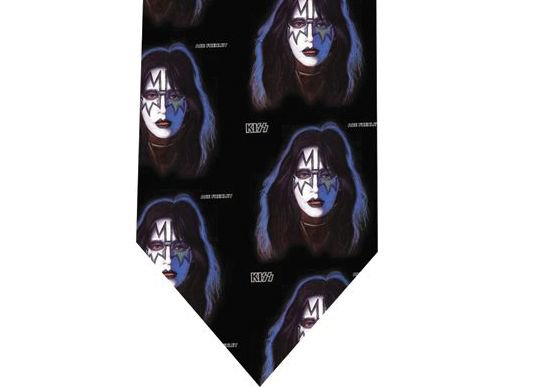 Ace Frehley Tie - Kiss solo album 1978