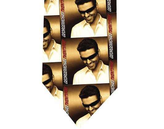 George Michael Twenty Five Tie - Model 1